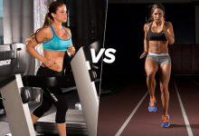High-intensity interval aerobic training Vs Continuing aerobic training